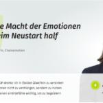 Xing Klartext Artikel: Die Macht der Emotionen