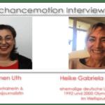 Video-Interviewserie Heike Drechsler •Ohne Emotion geht's gar nicht