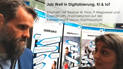 Digitalisierung, KI und IoT: So geht Karriere heute
