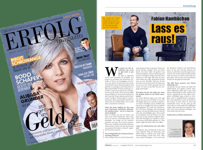 Emotion pur: Der Goldturner Fabian Hambüchen