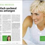 EmoTalk mit Heike Drechsler: Einfach nochmal neu anfangen