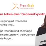 Staffel 2-1: Kerstin W. stellt EmotionsExpertin spannende Fragen