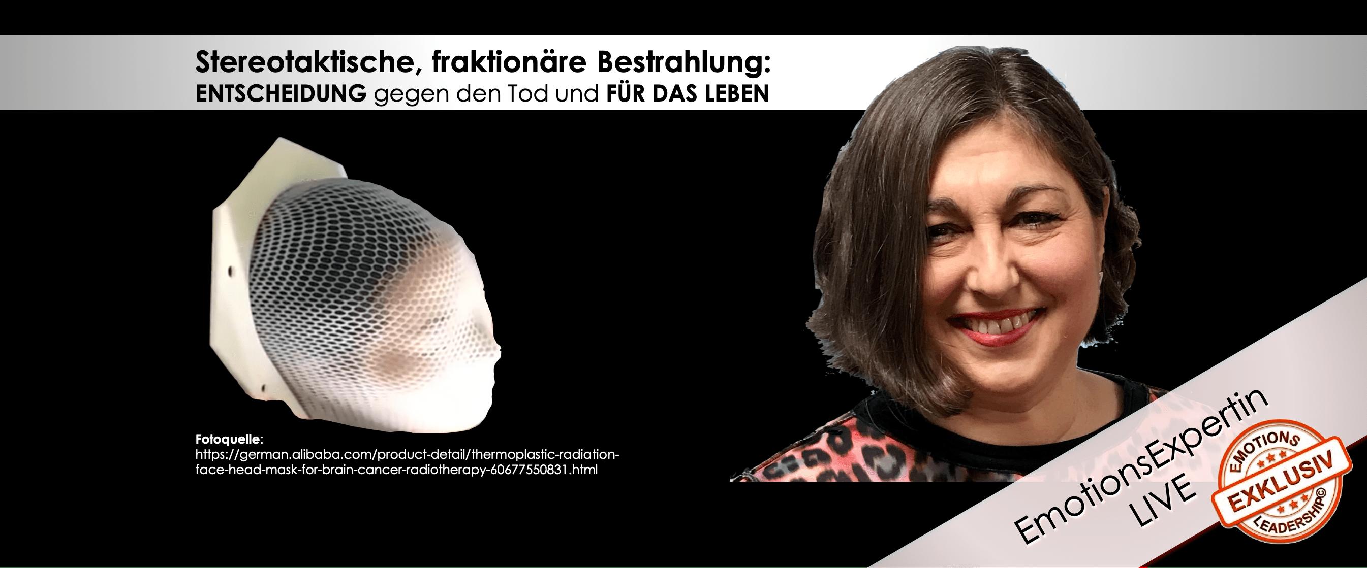 EmotionsExpertin Carmen Uth Live im EmoTalk Insides Podcast mit sozialkritischen Fragen von Kerstin W.