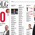 Carmen Uth unter den 500 Köpfen der Erfolgswelt bei ERFOLGmagazin