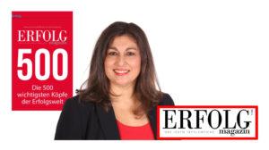 Carmen Uth EmotionsExpertin 1 von Top500 Erfolgsmenschen