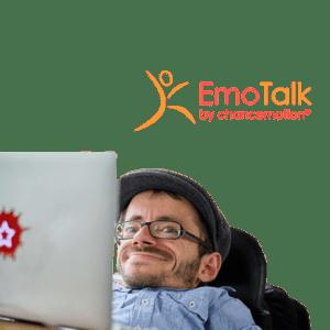 Raul Krauthausen: Der Sozialheld im EmoTalk