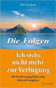 Buchempfehlung by chancemotion: Ich stehe nicht zur Verfügung Jacobsen