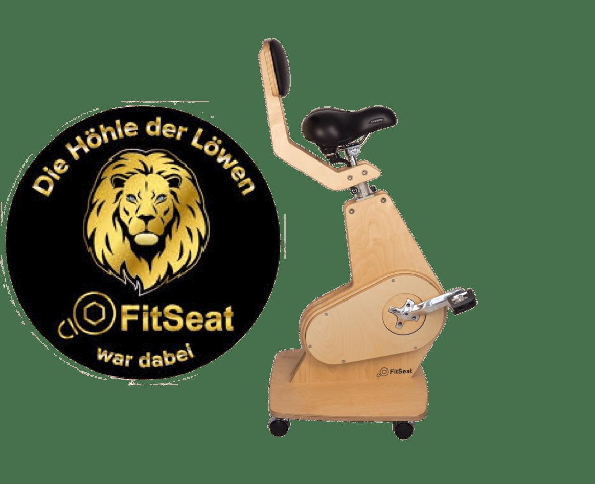 FitSeat war bei der Höhle der Löwen, jetzt bei chancemotion
