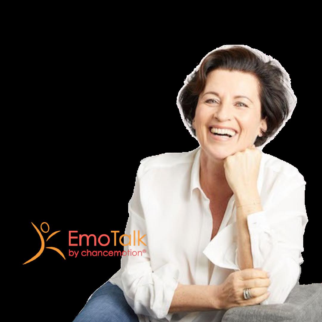 EmoTalk mit Eva-Maria Zuhorst
