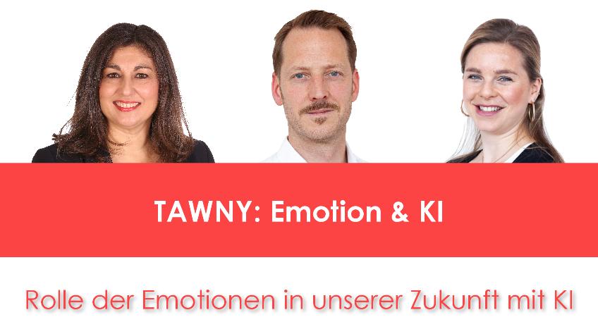 EmoTalk - TAWNY: KI und Emotion in der Zukunft