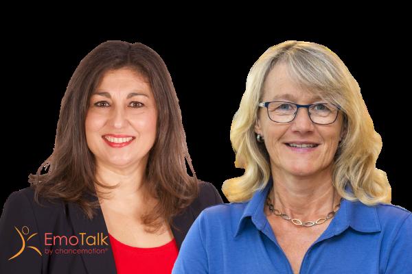 Karin Eckstein im EmoTalk Interview mit der EmotionsExpertin Carmen Uth